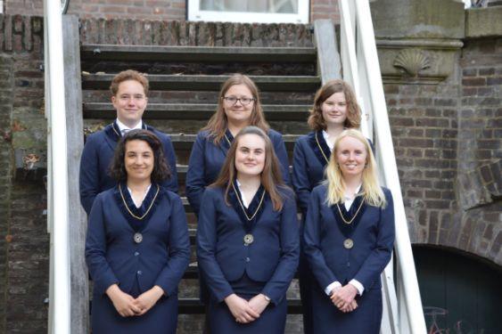 Constitutie van het 38ste bestuur van de Utrechtse studentenvereniging voor internationale betrekkingen